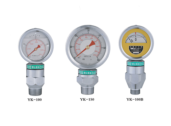 Oilfield Pressure Gauge
